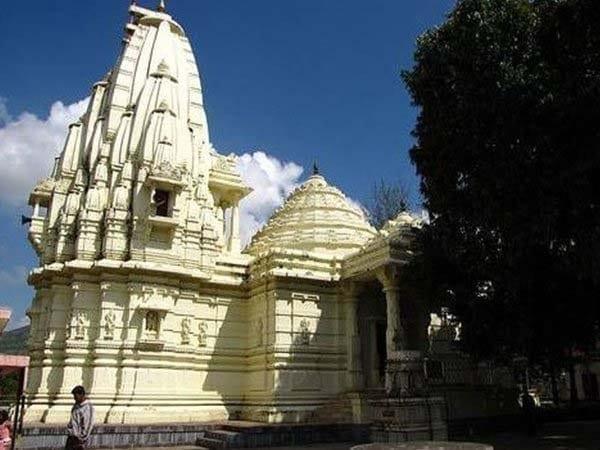 Shree Ram Mandir, Chafal