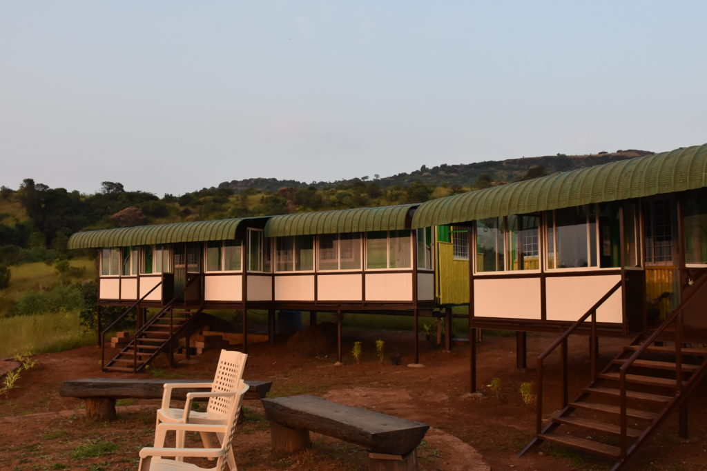 backwater cabins Koyna